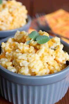 Butternut Squash Organic Risotto Recipe   WholeLifestyleNutrition.com