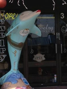 """Bling Bling"" may be seen at the Jewelry Boutique at 400 Mandalay Avenue, Clearwater Beach.  Artist:  Baileigh Lozaw"