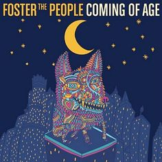 Foster the People are back with Coming of Age. Supermodel is going to be a smash hit for sure. http://youtu.be/XMQb_FcydxM