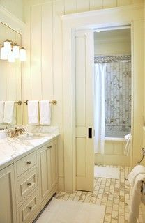 PGuest Bath - traditional - bathroom - other metro - by Hansen Architects, P.C.