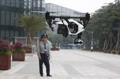 China takes the lead in fast-growing drone market More info here: http://www.dronespedia.com/
