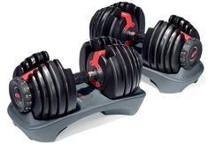 Verstelbare Dumbbells Bowflex SelectTech 552i