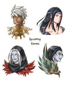 ในภาพอาจจะมี 3 คน Legend Drawing, Alucard Mobile Legends, Mobile Legend Wallpaper, Bang Bang, Artists Like, All Art, My Best Friend, Art Drawings, Anime Art