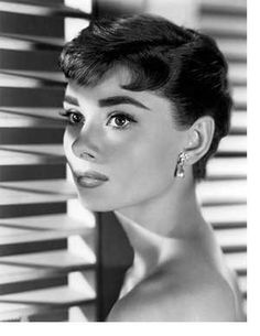 Audrey Hepburn - one of the most beautiful women of all time....wish I could have met her in person