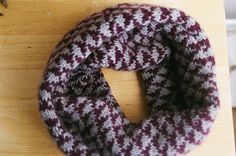 Triangle Loop - Free Knitting Pattern | Flickr - Photo Sharing!