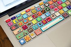 Hey, I found this really awesome Etsy listing at http://www.etsy.com/listing/152412099/apple-macbook-keyboard-decal-sticker