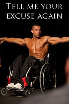 What's your excuse!