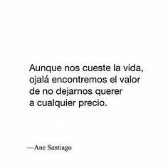 Ane Santiago.