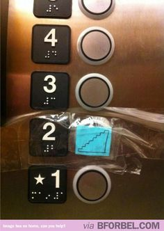 To: Certain people in the elevator. YES. #hilarious #truth