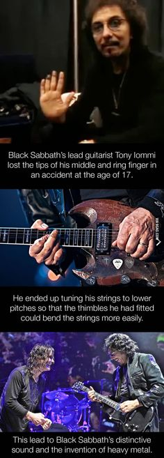 This is one amazing story about my favorite band, Black Sabbath!