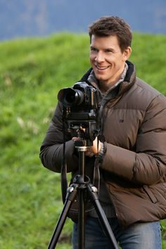 """Eric Mabius as Harold in the Hallmark Channel Original Movie """"How to Fall in Love,"""" premiering Sat July 21 at 9/8c, only on Hallmark Channel."""