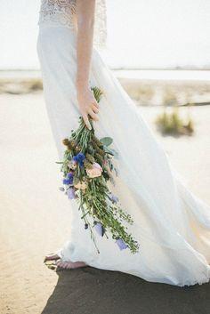 Editorial en la playa: soft windy love