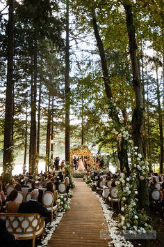 Enchanted Forest Wedding, Woodland Wedding, Wedding Forrest, Wedding Places, Wedding Locations, Perfect Wedding, Dream Wedding, Boho Wedding, Wedding In Nature