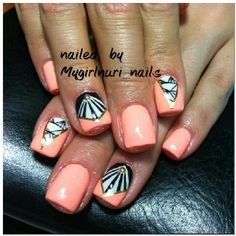 #nuridontplay #nail #nailart #nailstagram #nailsnails #gelcolor #gel #gelmanicure