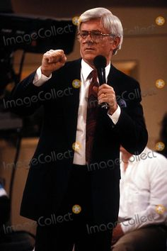 The Donahue Show (1970-1996) was an American television talk show hosted by Phil Donahue that ran for 26 years.