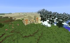 Vancouver | Minecraft Seeds For PC, Xbox, PE, Ps3, Ps4!