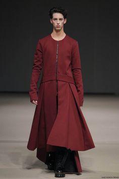 Male Fashion Trends: Omar Valladolid Fall/Winter 2016/2017 - Lima Fashion Week