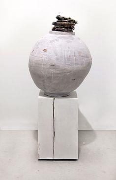 Arlene Shechet, Oh gold, blushing moon, 2011, RH Gallery, New York