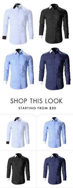 """#FLATSEVEN OUTFITS"" by flatseven on Polyvore featuring men's fashion and menswear"