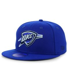 New Era Oklahoma City Thunder Color Prism Pack 59Fifty Fitted Cap Men -  Sports Fan Shop By Lids - Macy s 1b128c160c0