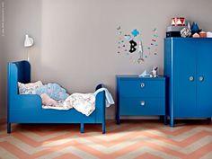 nueva línea de dormitorio infantil de Ikea