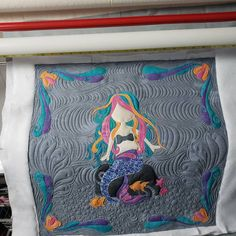 Lauren Jackson, Machine Quilting, Mermaid, How To Apply, Goals, Kit, Quilts, Videos, Easy