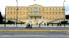 Generalstreik in Griechenland - gegen Rentenreform und EU