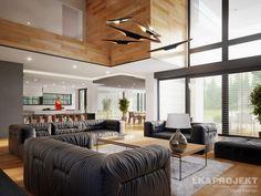 Dom, projekty domów gotowy, domy jednorodzinne projekty, dom, projekty domów – LK & PROJEKT LK&1235