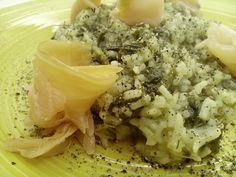 Lo Spanakoriso, ricetta comune sulla tavola greca, che rende semplice far mangiare gli spinaci a vostri figli. E piace anche ai grandi