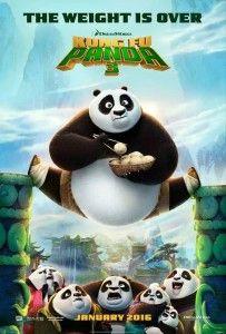 Kung Fu Panda 3 promotional poster