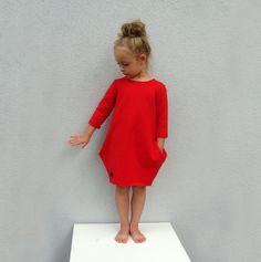 Dresses – Sweatshirt dress - colors :) – a unique product by millupa on DaWanda