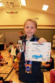 more Pinewood Derby ideas
