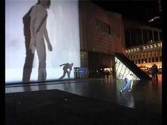 ▶ Body Movies by Rafael Lozano-Hemmer (2001) - YouTube
