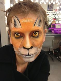 fae painting animals Carnival, Photo And Video, Face, Painting, Animals, Animales, Animaux, Painting Art, Paintings