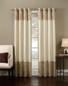 Venetian Velvet Luxury Curtain Panel / Curtainworks.com