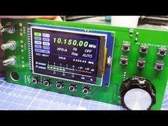 "Синтезатор Arduino Mega 2560 + 3.2"" TFT LCD + Si5351 - YouTube"