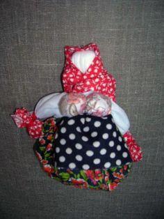 ....Привет!..Вчера нашла еще один интересный способ использования трав. Это - создание куклы оберега для твоего дома. Идея очень вдохновляет, особенно, если ты любишь шить. А если даже, ты можешь только пуговицы пришивать, тебе такая инте...
