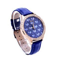 Đồng hồ nữ Julius JU1029 xanh dương - Giá 750.000đ