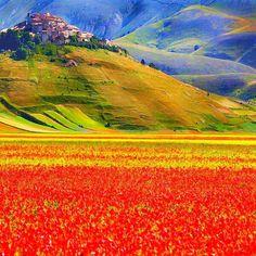 ☆Monti Sibillini National Park, Macerata, Italy