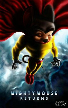 Mighty mouse film