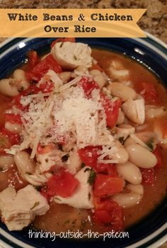 Chicken & White Bean