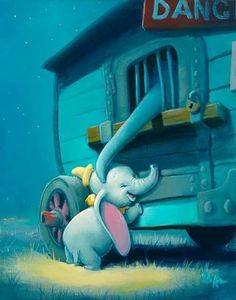 The Art Of Animation, Rob Kaz dumbo Disney Pixar, Disney Fan Art, Walt Disney, Disney Animation, Disney Cartoons, Disney Magic, Animation Movies, Baby Cartoon Characters, Disney Characters