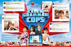 Celeb Grammar Cops