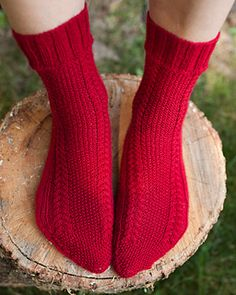 Ravelry: Woodpile Socks pattern by Bethany Hill