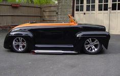 48 Ford coupe hot rod