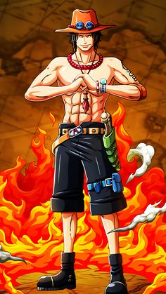One Piece - Gol D. Roger was known as the Pirate King, the strongest and most infamous being to have sailed the Grand Line. The capture and execution of Roger by the World Government brought a change throughout the world. Manga Anime One Piece, Anime Echii, Anime Naruto, Sasuke, Walpaper One Piece, One Piece Wallpaper Iphone, Hd Wallpaper, One Piece English Sub, One Piece Drawing