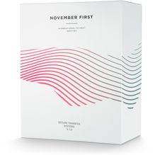 Make – Identity for November First, international payment services Medical Packaging, Cosmetic Packaging, Beauty Packaging, Brand Packaging, Box Packaging, Brochure Design Inspiration, Box Design, Identity, November