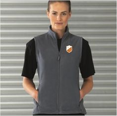 Kit4Kings Polo Bespoke Ladies Fleece Gilet -Lady The perfect Ladies fleece gilet for those not quite hot enough days Slim line fit to show off that