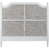 Found it at Temple & Webster - French Provincial Toulouse Rattan Headboard