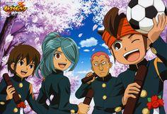 Tenya Yabuno, OLM Digital Inc, Inazuma Eleven, Ichirouta Kazemaru, Endou Mamoru
